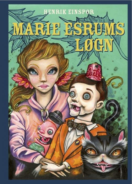 Marie Esrums løgn (Lydbog)