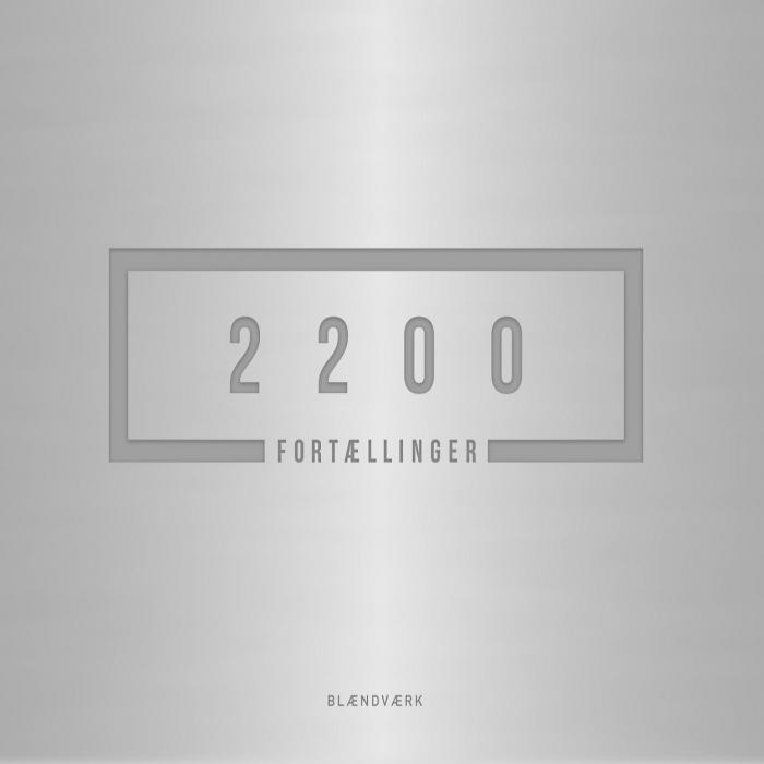Image of   2200 FORTÆLLINGER (Bog)