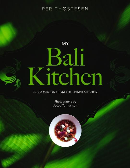 Image of   My Bali Kitchen (Bog)