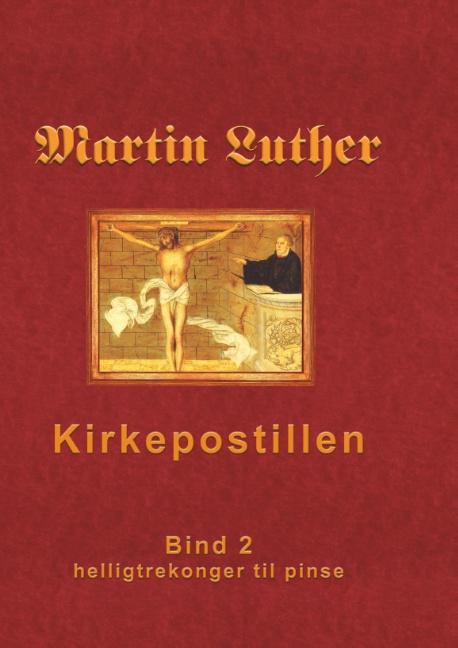 Image of   Kirkepostillen (Bog)