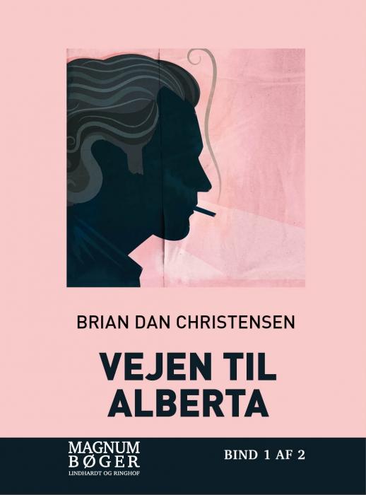 Vejen til Alberta (storskrift) (Bog)