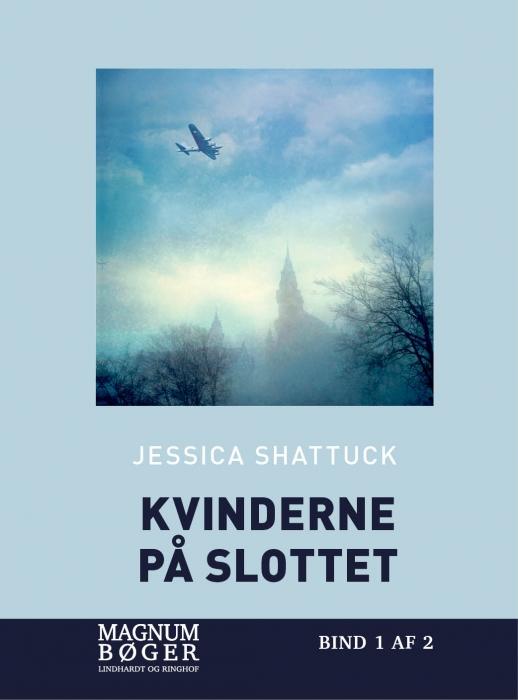 Image of   Kvinderne på slottet (storskrift) (Bog)