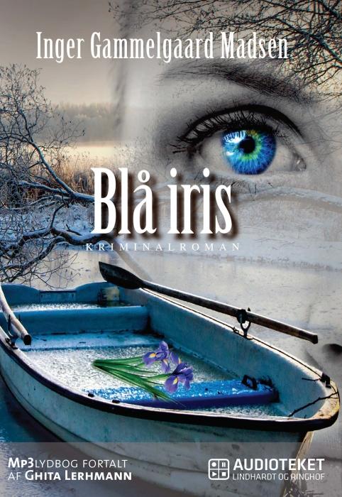 Image of   Blå iris (Lydbog)