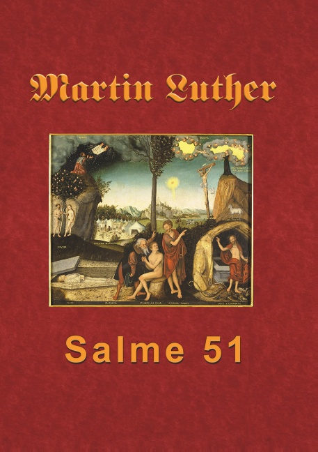 Image of   Martin Luther - Salme 51 (Bog)