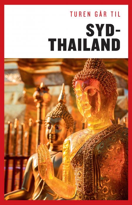 Turen går til Sydthailand (Bog)