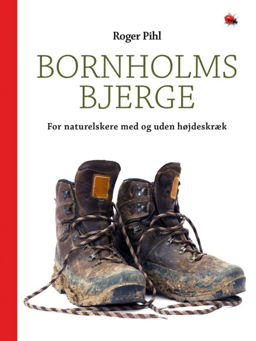 Image of   Bornholms bjerge (Bog)