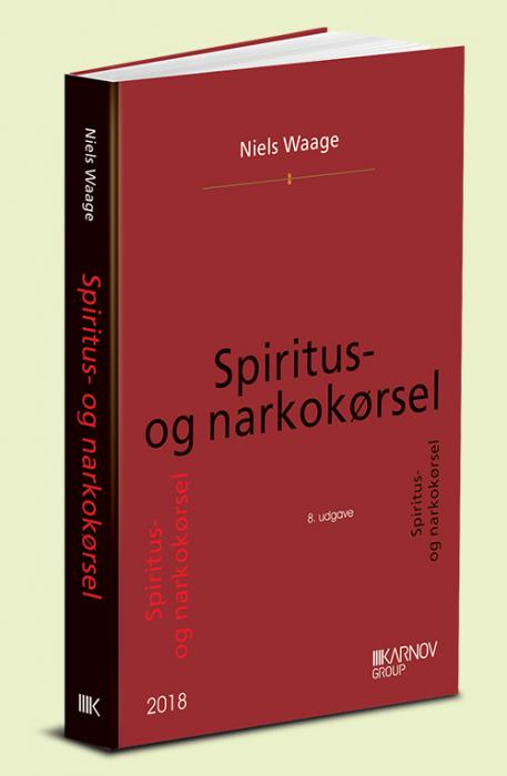 Image of   Spiritus- og narkokørsel (Bog)