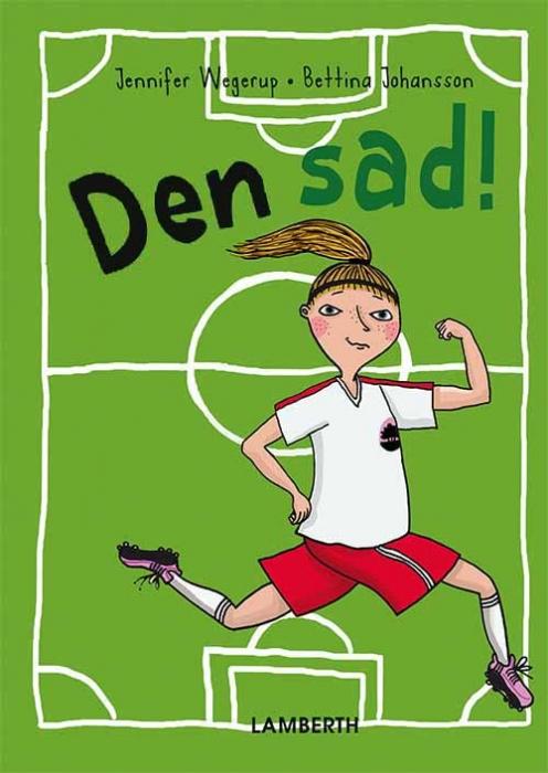 Image of   Den sad! (Bog)