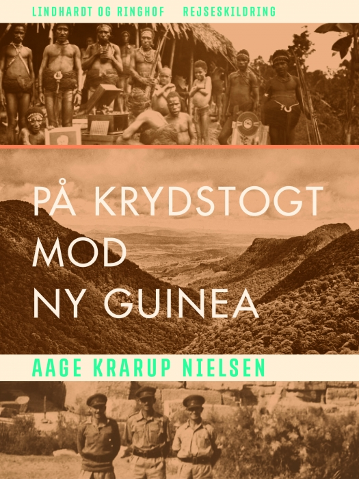 Image of På krydstogt mod Ny Guinea (E-bog)
