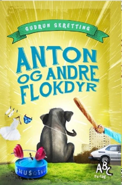 Anton og andre flokdyr (Bog)