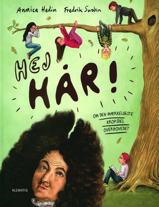 Image of Hej hår! (Bog)