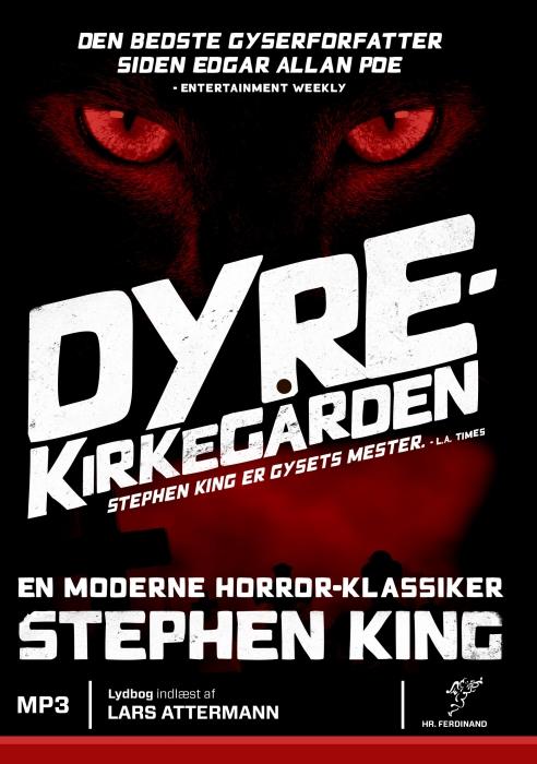 Image of   Dyrekirkegården (Lydbog)