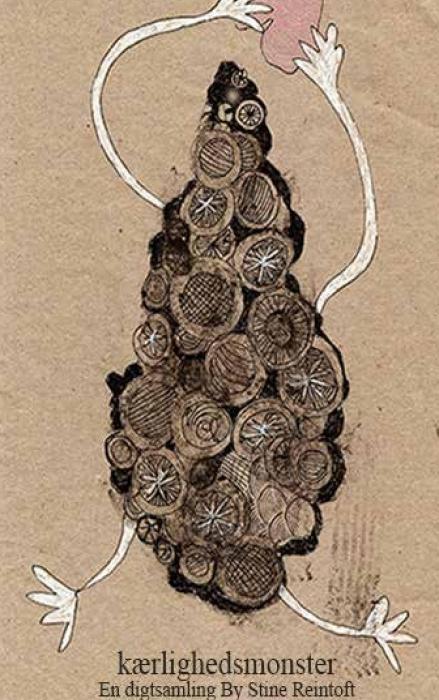 Image of   Kærlighedsmonster (Bog)