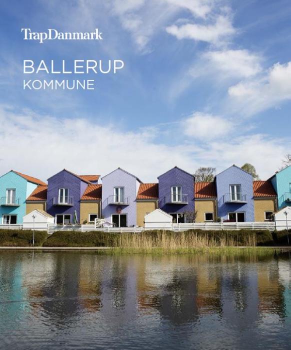 Trap Danmark: Ballerup Kommune (Bog)