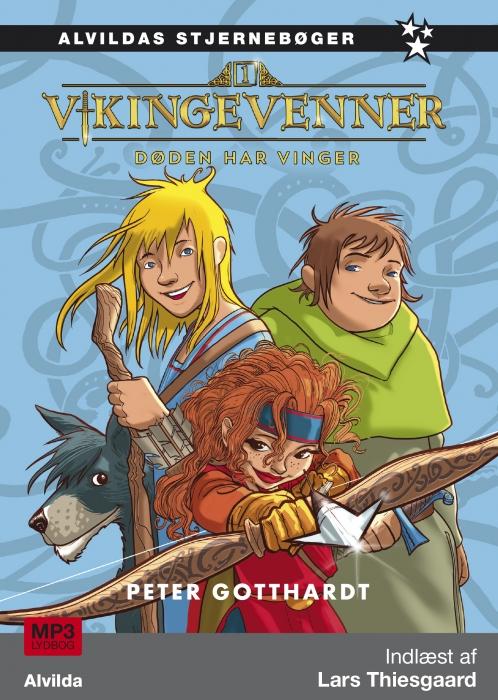 Vikingevenner 1: Døden har vinger (Lydbog)