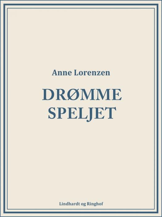 Image of Drømmespejlet (Lydbog)