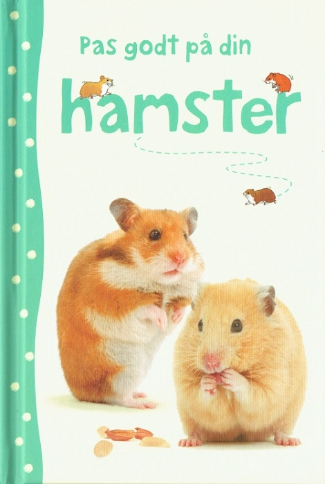 Image of   Pas godt på din hamster (Bog)
