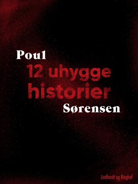 Image of   12 uhyggehistorier (Bog)