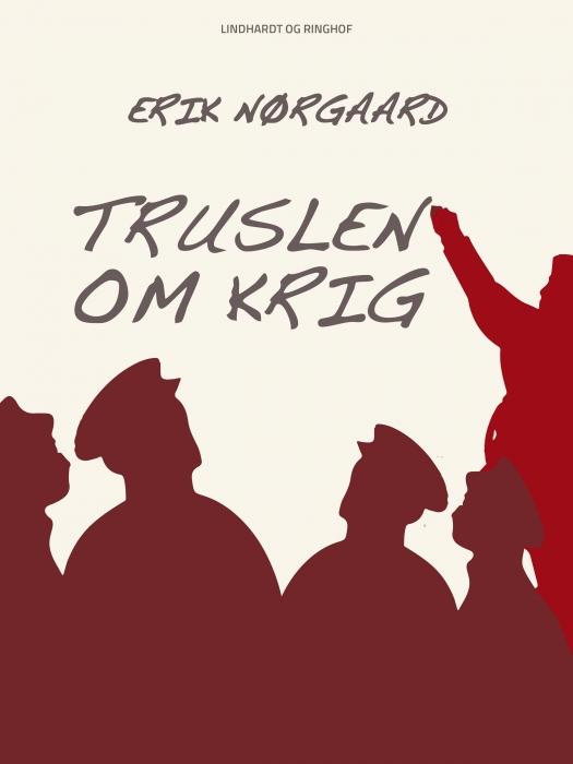 Image of   Truslen om krig (Bog)