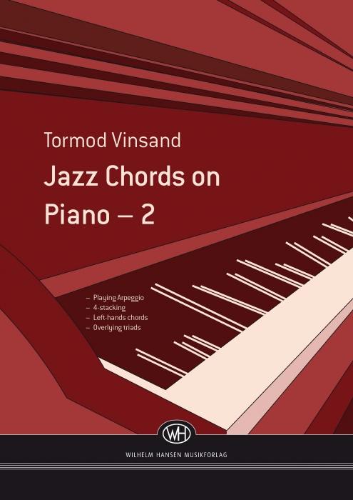 Jazz Chords on Piano 2 (E-bog)