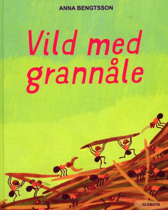 Image of Vild med grannåle (Bog)