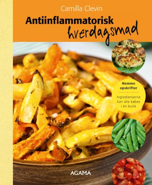 Antiinflammatorisk hverdagsmad (E-bog)