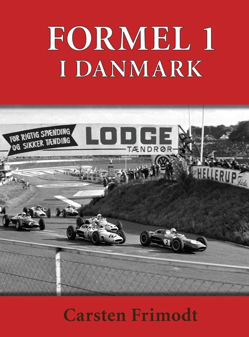 FORMEL 1 - i Danmark (Bog)