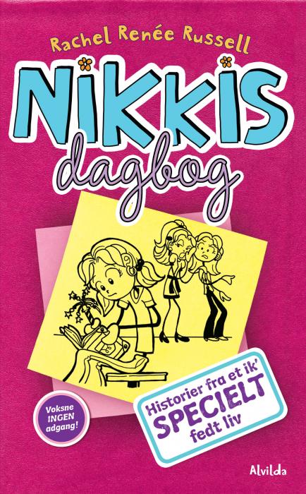 Nikkis dagbog 1: Historier fra et ik specielt fedt liv (E-bog)