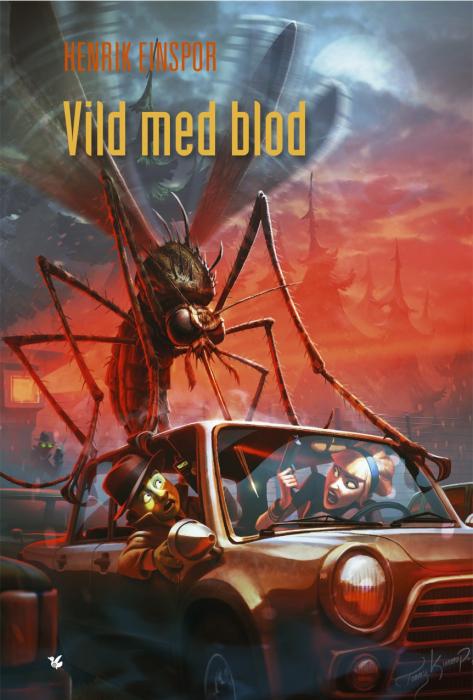 Vild med blod (E-bog)
