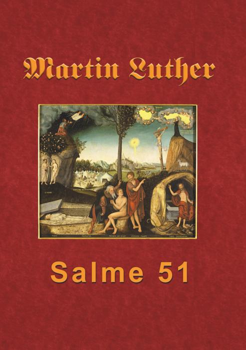 Image of   Martin Luther - Salme 51 (E-bog)