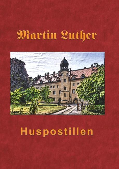 Image of   Huspostillen (Bog)