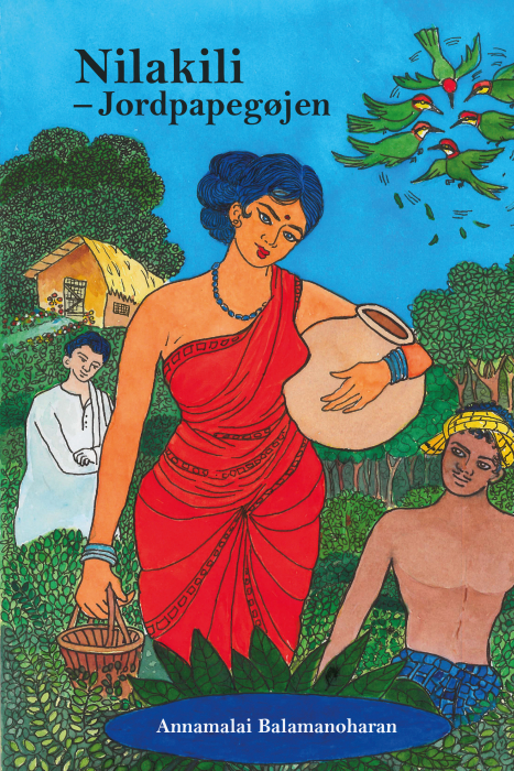 Image of Nilakili - Jordpapegøjen (E-bog)