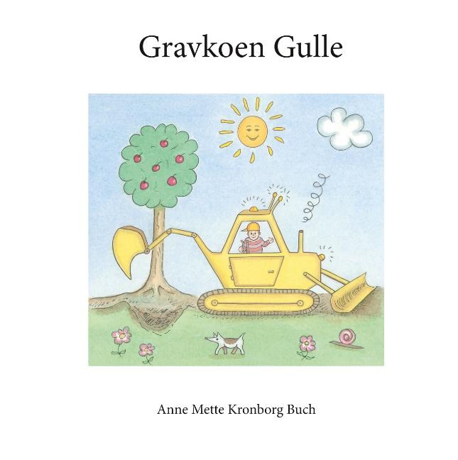 Image of Gravkoen Gulle (Bog)