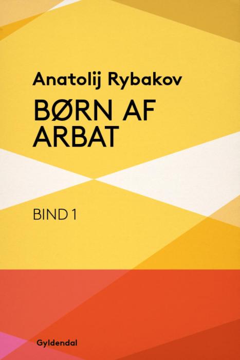 Image of Børn af Arbat (E-bog)