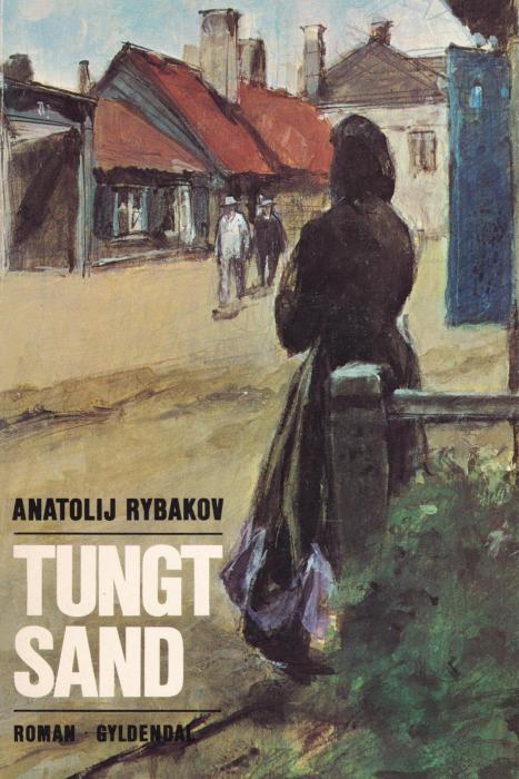 Image of Tungt sand (E-bog)