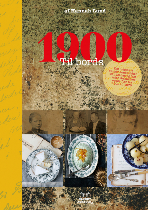 Image of   1900 Til bords (Bog)