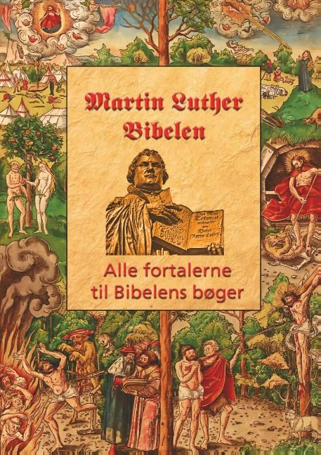 Image of   Martin Luther - Fortalerne til Bibelen (Bog)