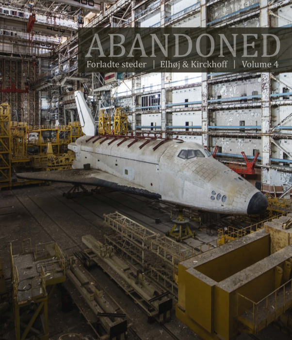 Image of   Abandoned Vol. 4 (Bog)