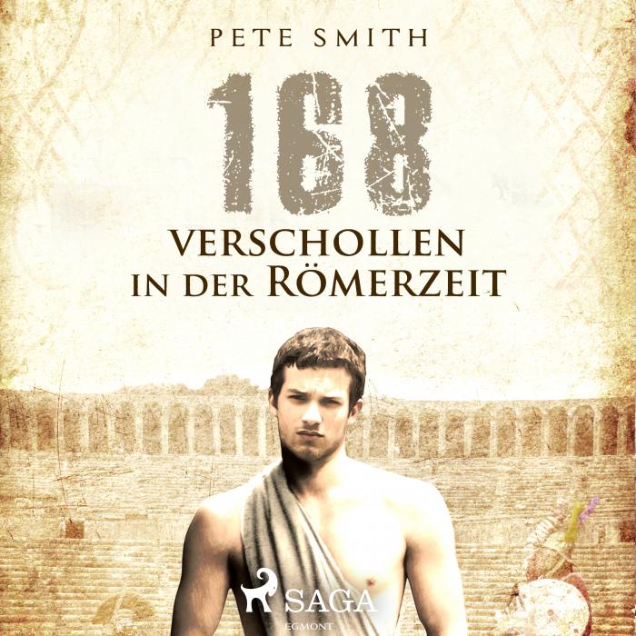 Image of   168 - Verschollen in der Römerzeit (Lydbog)