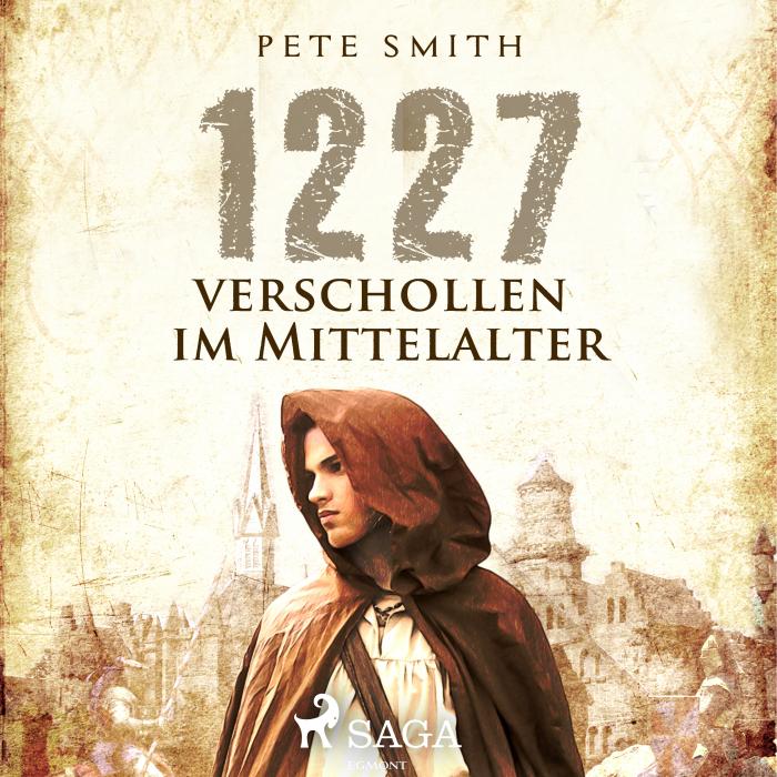 Image of   1227 - Verschollen im Mittelalter (Lydbog)