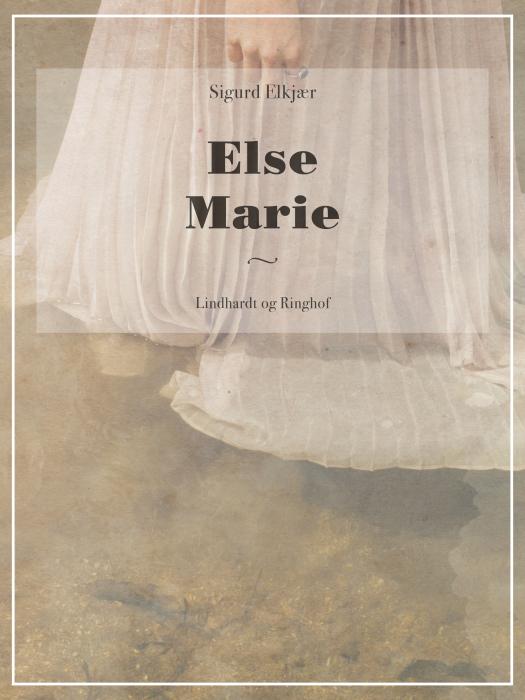 Image of   Else Marie (Bog)