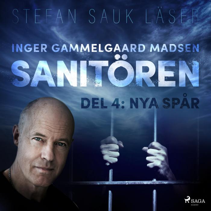 Image of   Sanitören 4: Nya spår (Lydbog)