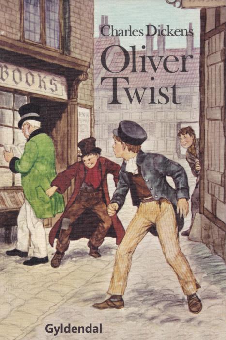 Oliver Twist (E-bog)