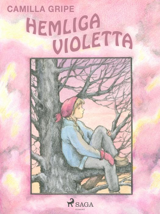 Hemliga Violetta (E-bog)
