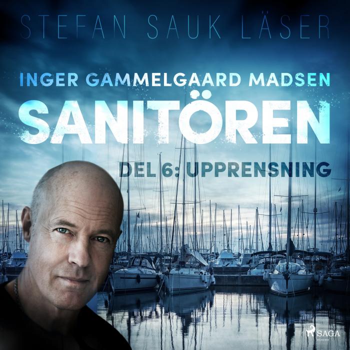 Image of   Sanitören 6: Upprensning (Lydbog)