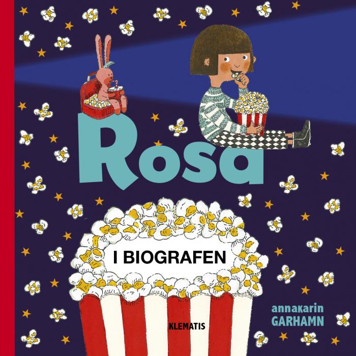 Image of Rosa i biografen (Bog)