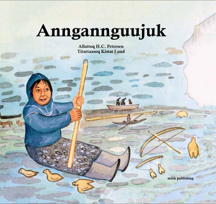 Anngannguujuk (E-bog)