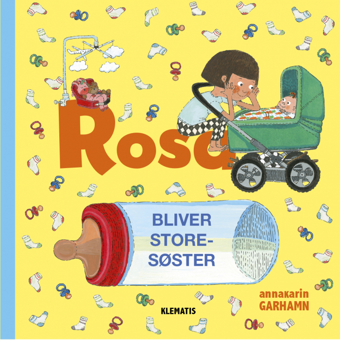 Rosa bliver storesøster (Bog)