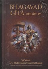 Image of Bhagavad Gita som den er (Bog)