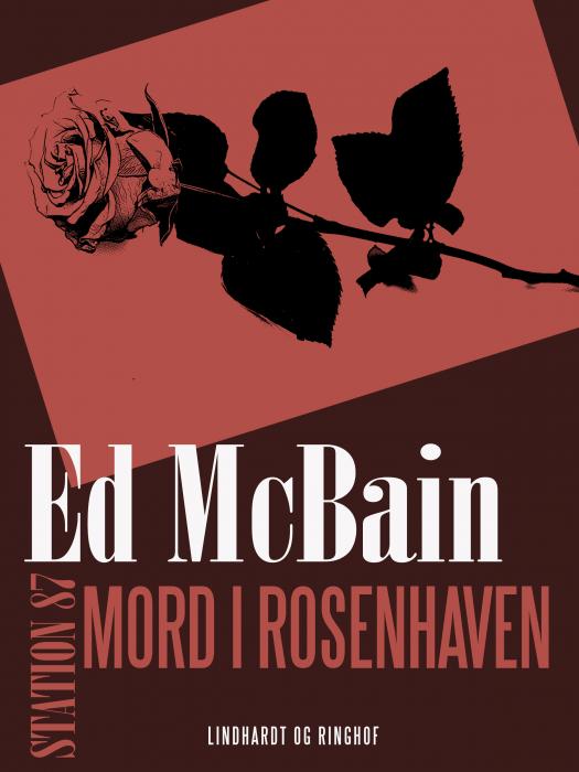 Image of   Mord i rosenhaven (Lydbog)